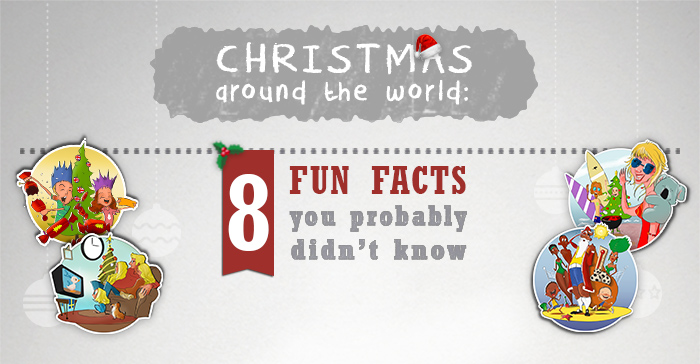Christmas Fun Facts.8 Fun Facts About Christmas Around The World Ef Abroad