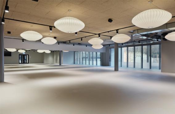 EF Zurich yoga studio