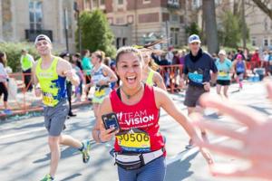 Allie marathon