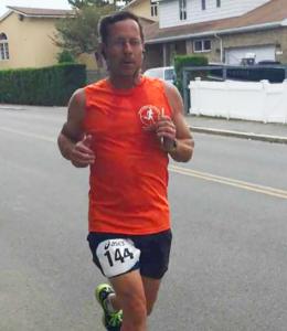 Mark marathon