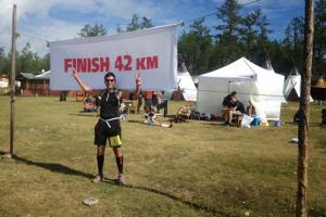 Hugo marathon