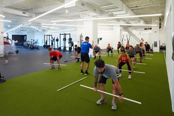 Hult House Gym